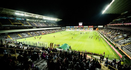 Saprissa 0-1 Pérez Zeledón  Fecha 5 Campeonato de Verano 2016. Jueves 3 de febrero, 2016. Estadio Ricardo Saprissa Aymá, Tibás. Foto: Luis Alvarado | Agencia PMEimages.com