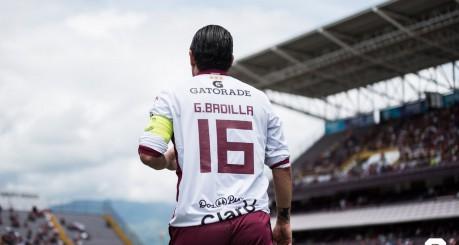 Despedida de Gabriel Badilla