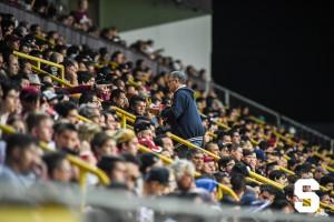 #Saprissa 0-0 #Cartaginés   Jornada 4, Torneo de Invierno 2016. Miércoles 27 de julio, 2016. Estadio Ricardo Saprissa. Fotografía: Jose Campos   PMEimages.com #Quelindosermorado