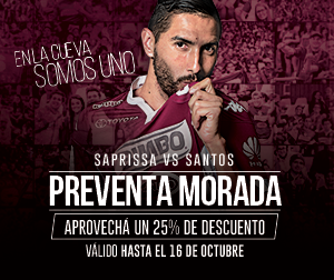 Saprissa vs. Santos