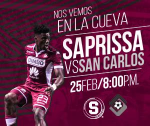 Saprissa vs UCR
