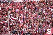 #Saprissa 0 (4-3) 0 Herediano. Final Nacional, partido de vuelta. Campeonato de Clausura BP 2018. Estadio Ricardo Saprissa, 20 de mayo, 2018. Foto: Jose Campos | PMEimages.com #SAPRISSACAMPEON #QuelindoserMorado #AquiseAlienta