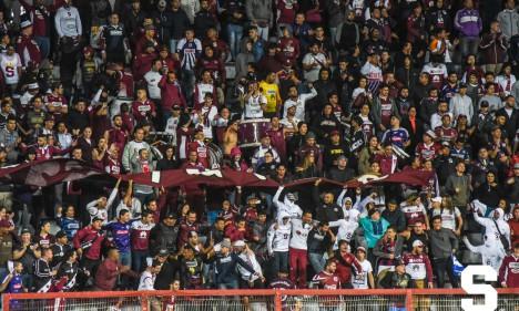 #Saprissa 1-0 Santos. Jornada 8, Campeonato Clausura 2019. Estadio Ricardo Saprissa, 06 de febrero, 2019. Foto: © Jose Campos | PMEimages.com #Vamosporla35 #QuelindoserMorado #BienvenidoReyPate