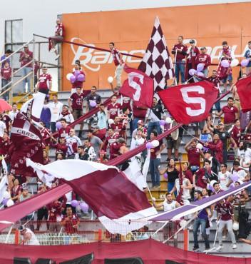 #Saprissa 2-4 #San Lorenzo | Partido amistoso internacional. Domingo 10 de julio, 2016. Estadio Ricardo Saprissa. Fotografía: Jose Campos | PMEimages.com #PretemporadaSL