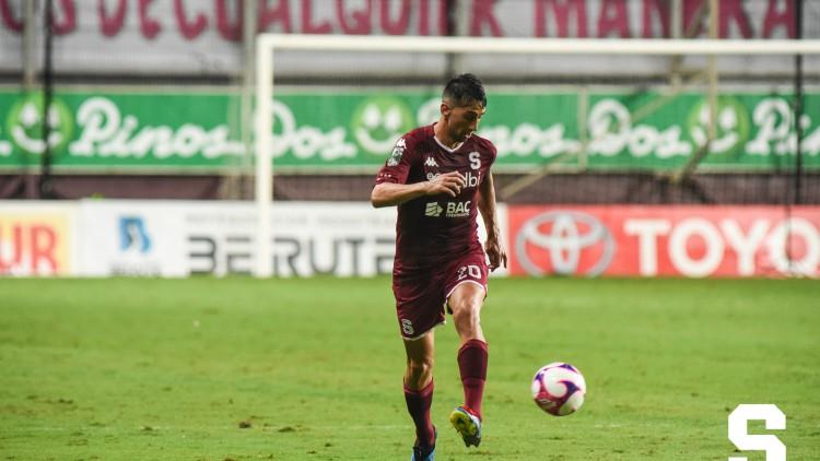 SAPRISSA 2 - 1 SPORTING. Fecha 5, Liga Promerica Apertura. 7 de octubre, 2020. Foto: Jose Campos | PMEimages.com